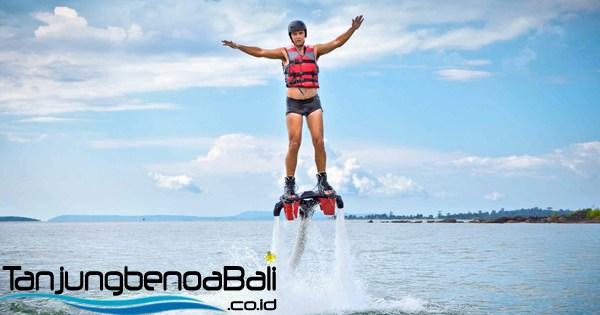 Harga Flyboard Bali di Tanjung Benoa