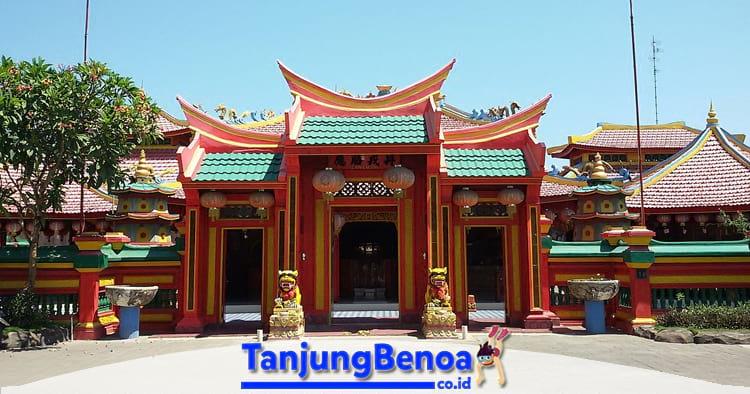 Gambar Klenteng Tanjung Benoa